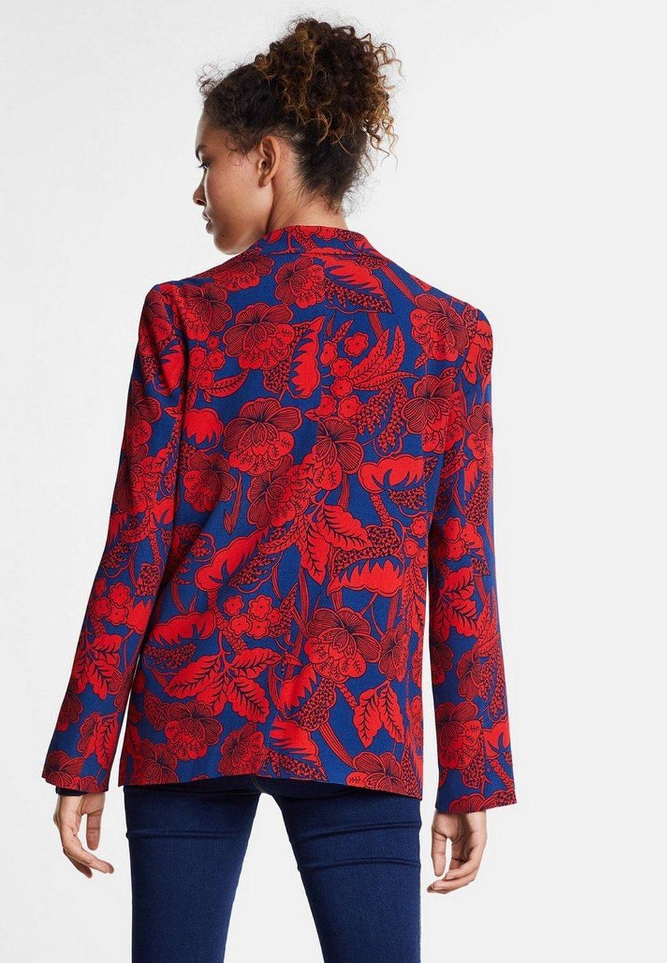 Desigual Wels - Blazer Red