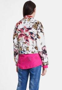 Desigual - Denim jacket - white - 2