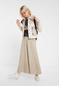 Desigual - ERICA - Denim jacket - white - 1