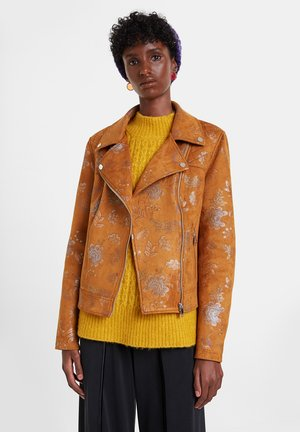 CHAQ ASTRID - blazer - yellow