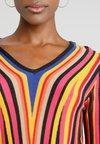 Desigual - HEART - Strickpullover - multi-coloured