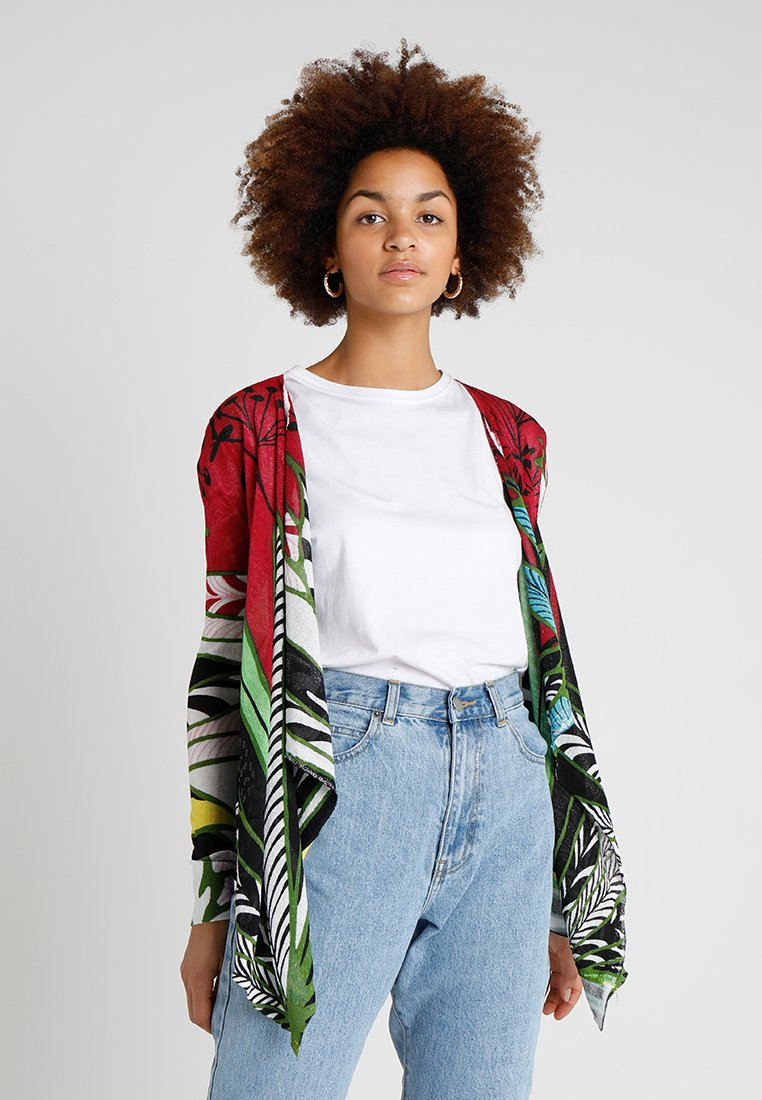 Desigual - JERS OLTEN - Cardigan - red