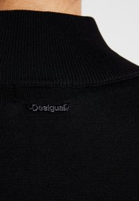Desigual - Gilet - black - 4