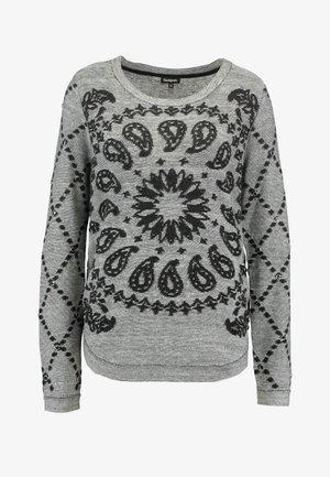 AUSTIN - Sweter - gris vigore claro