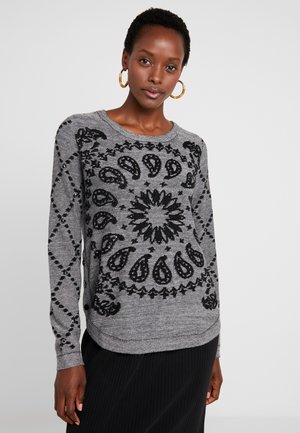 AUSTIN - Pullover - gris vigore claro