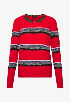 CALCUTA - Pullover - rojo roja
