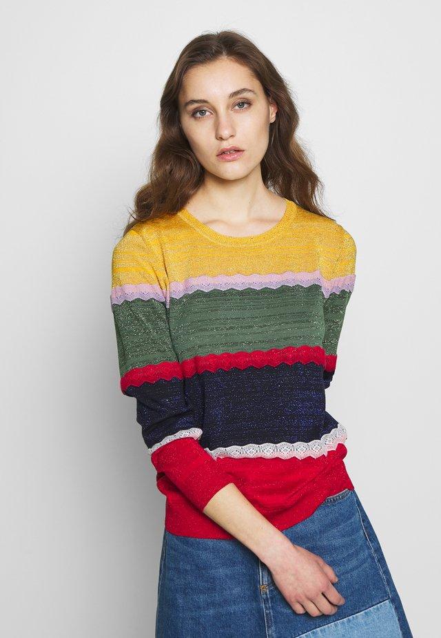 Maglione - tutti fruti