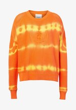Sweter - orange
