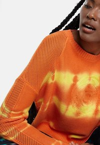 Desigual - Maglione - orange - 3