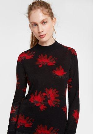 TS_MARTINA - Pullover - black