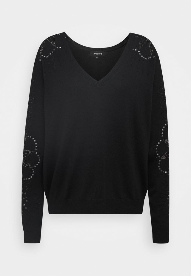 JERS VANCOUVER - Sweter - black