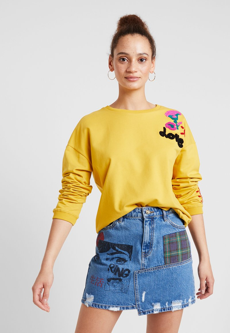 Desigual - LONDON - Sweatshirts - artisan
