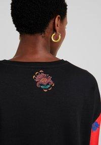 Desigual - MOREAMORE - Sweatshirt - black - 5