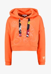 Desigual - MICKEY - Sweat à capuche - rojo pop - 5