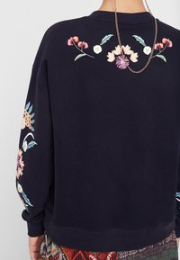 Desigual - SWEAT_GARRET - Sweatshirt - blue - 3