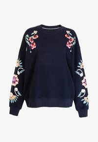 Desigual - SWEAT_GARRET - Sweatshirt - blue - 4