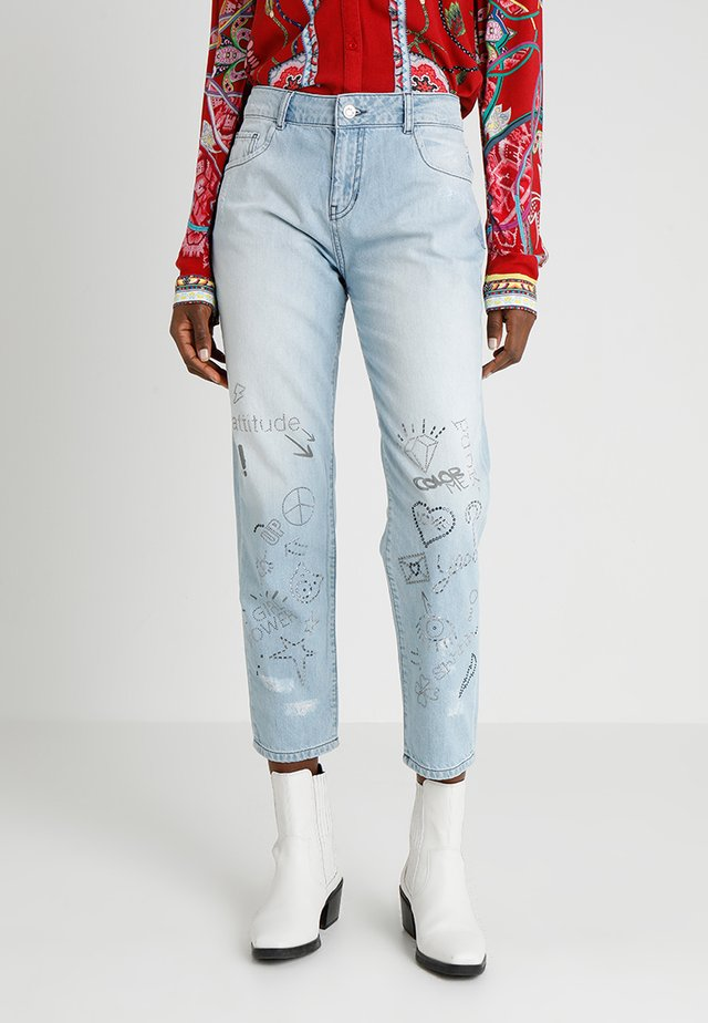 LUA - Relaxed fit jeans - blue