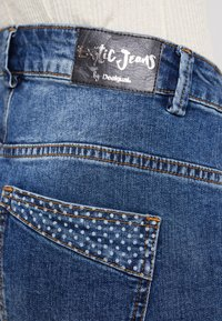 Desigual - HONG KONG - Jeans relaxed fit - blue denim - 3