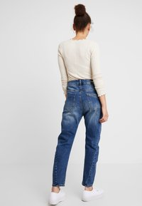 Desigual - HONG KONG - Jeans relaxed fit - blue denim - 2