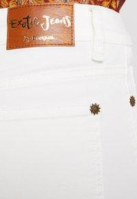 Desigual - PANT BELLAY - Jeans slim fit - denim nature - 4