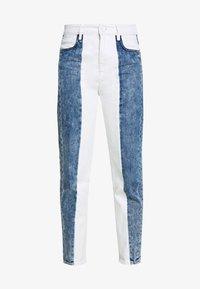 Desigual - DENIM MALTA - Relaxed fit jeans - blue denim - 4