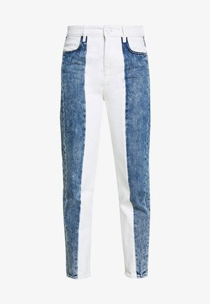 DENIM MALTA - Jean boyfriend - blue denim