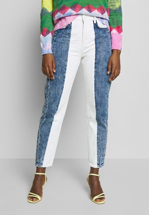 DENIM MALTA - Jeansy Relaxed Fit - blue denim