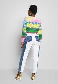 Desigual - DENIM MALTA - Relaxed fit jeans - blue denim - 2