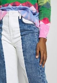 Desigual - DENIM MALTA - Relaxed fit jeans - blue denim - 3