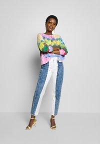 Desigual - DENIM MALTA - Relaxed fit jeans - blue denim - 1