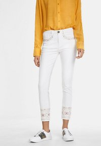 Desigual - Jeans Skinny - white - 0