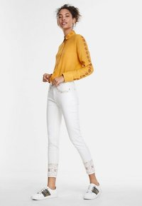 Desigual - Jeans Skinny - white - 1