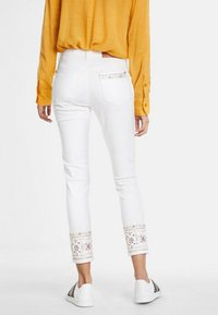 Desigual - Jeans Skinny - white - 2