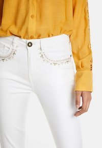 Desigual - Jeans Skinny - white - 3