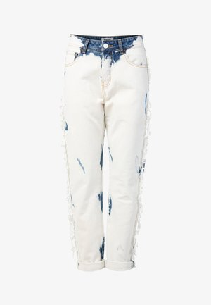 BLEACH LONG - Straight leg jeans - blue