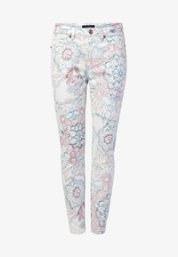 Desigual - DELFOS - Jeans Skinny Fit - white - 4