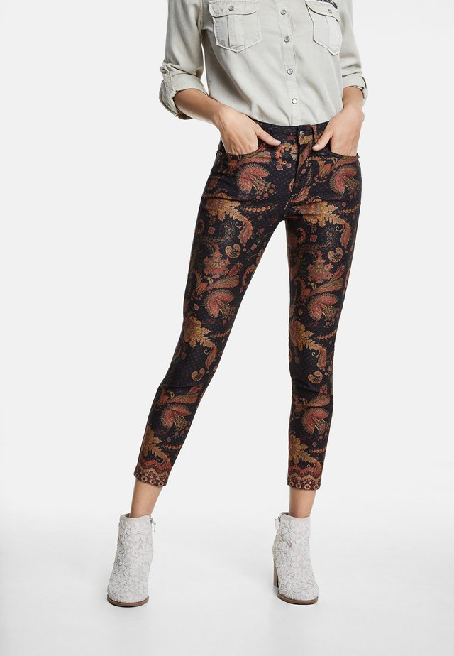 MIVER - Jeans Skinny Fit - black