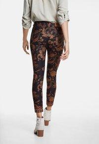 Desigual - MIVER - Jeans Skinny Fit - black - 2