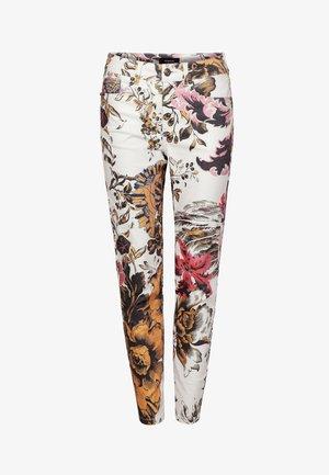 PANT_FLORE - Jeans slim fit - multicolor