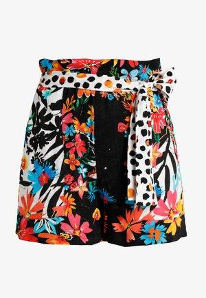 PANT LONDON - Shorts - black