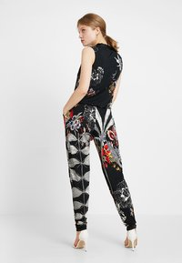 Desigual - BEGONIA DESIGNED BY MR. CHRISTIAN LACROIX - Mono - black/multi-coloured - 3