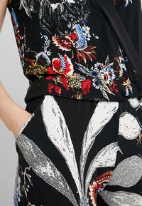 Desigual - BEGONIA DESIGNED BY MR. CHRISTIAN LACROIX - Mono - black/multi-coloured - 4