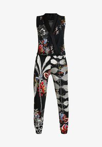 Desigual - BEGONIA DESIGNED BY MR. CHRISTIAN LACROIX - Mono - black/multi-coloured - 6