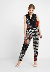 Desigual - BEGONIA DESIGNED BY MR. CHRISTIAN LACROIX - Mono - black/multi-coloured - 2