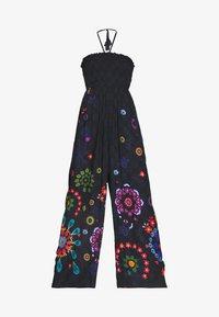 Desigual - PANT FIJI - Mono - multicoloured - 5