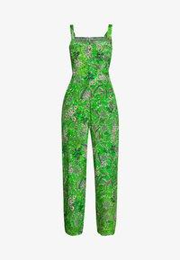 Desigual - CHRISTIAN LACROIX ALEJANDRIA - Jumpsuit - lime green - 3