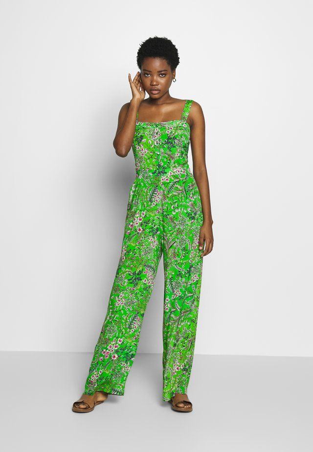 CHRISTIAN LACROIX ALEJANDRIA - Jumpsuit - lime green