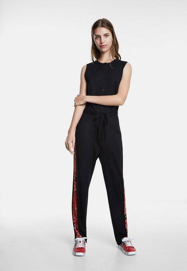 DESIGNED BY CHRISTIAN LACROIX - Tuta jumpsuit - black