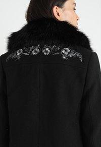 Desigual - COLLIN - Halflange jas - black - 3