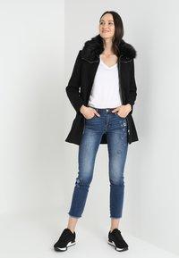 Desigual - COLLIN - Halflange jas - black - 1